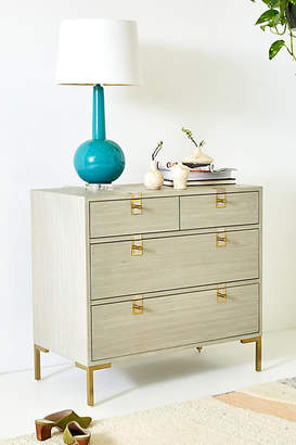 Anthropologie Ingram Four-Drawer Dresser