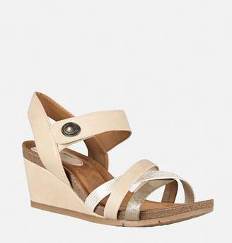 Avenue Kelly Strappy Wedge Sandal