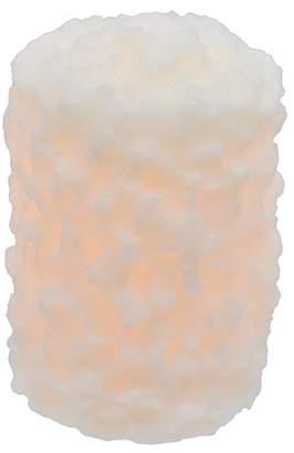 Wrought Studio Snow Pillar Candle