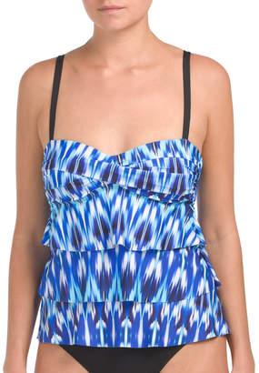 8815fd82c0060 Cascade Ikat One-piece Swimsuit