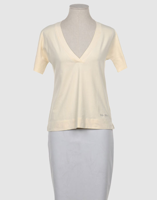Max Mara Short sleeve t-shirt