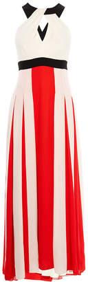 Karen Millen Halterneck Maxi Dress