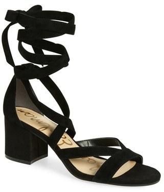 Women's Sam Edelman Sheri Sandal $119.95 thestylecure.com