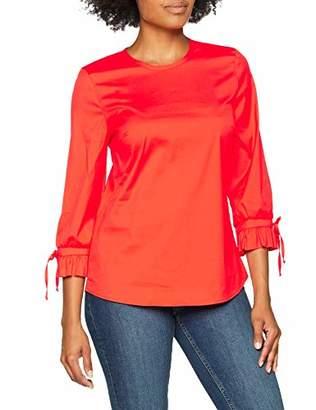 Daniel Hechter Women's's Blouse, (Orange red 190), 6
