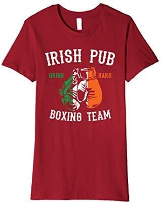 Irish Pub Boxing Team T-Shirt