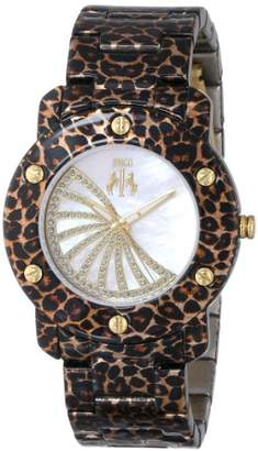 Jivago Women's JV4414 Leopard Watch