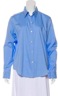 Lauren Ralph Lauren Button-Up Top