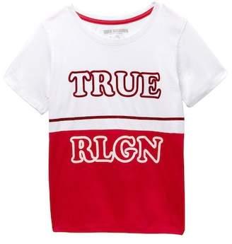 True Religion True Half Tee (Big Girls)