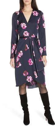 Joie Miltona Wrap Dress