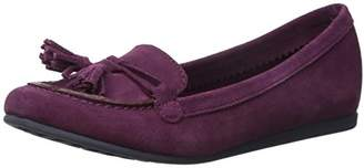 Crocs Women's Lina Suede Slip-On Loafer