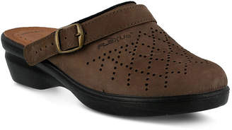 FLEXUS Flexus Pride Slip-On Leather Mules