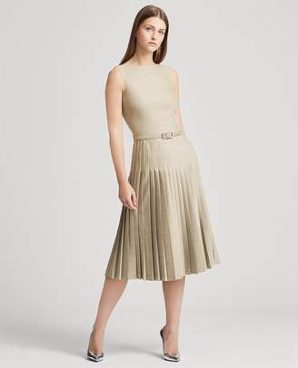 Ralph Lauren Nevina Wool Dress