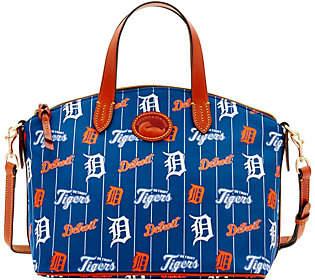 Dooney & Bourke MLB Nylon Tigers Small Satchel