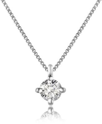 Forzieri Diamond Stud Necklace