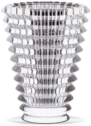 Baccarat Small Round Eye Lead Crystal Vase