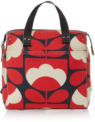 Orla Kiely Spring bloom small backpack