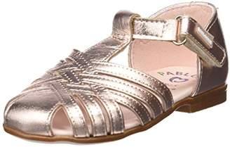 Pablosky Kids Girls' 323690 Closed Toe Sandals