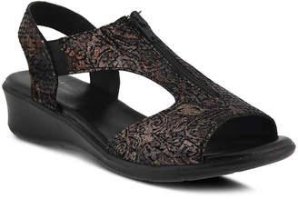 Spring Step Viki Wedge Sandal - Women's