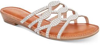 Bebe Meera Flat Sandals