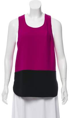 Alexander Wang Two-Tone Sleeveless Top w/ Tags