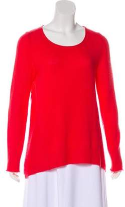 360 Sweater Scoop Neck Cashmere Sweater