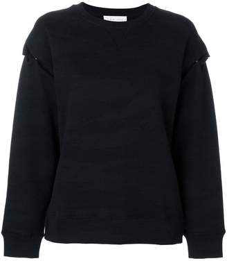 IRO dropped shoulder sweatshirt