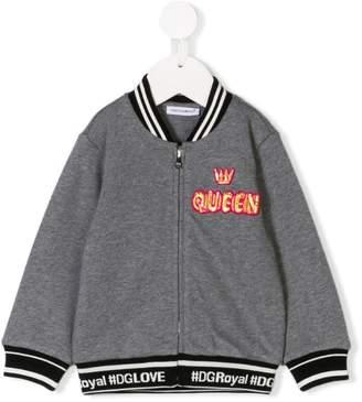 Dolce & Gabbana Queen bomber jacket