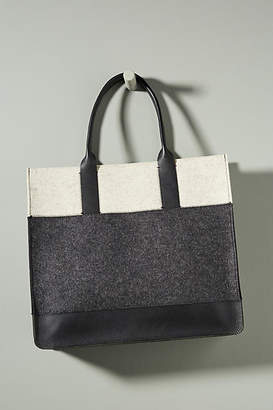 Graf & Lantz Jaunt Wool Shopper Bag