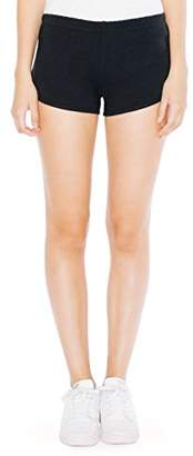 American Apparel Women's Interlock Running Short $11.30 thestylecure.com