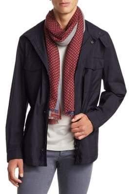 Loro Piana Traveller Windmate Hooded Jacket