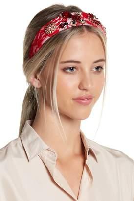 Cara Accessories Venice Rhinestone Headband