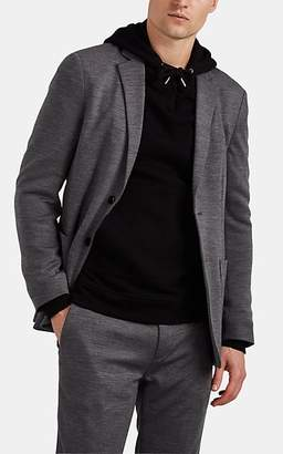 Theory MEN'S CLINTON WOOL TRAVEL SPORTCOAT - DARK GRAY SIZE 36