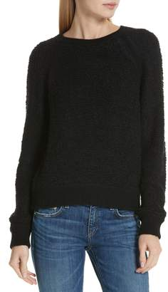 Rag & Bone JEAN Brooke Teddy Sweatshirt