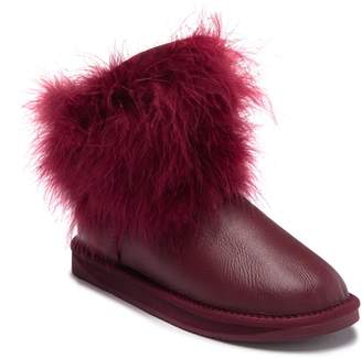 Australia Luxe Collective Mongol Short Genuine Sheepskin Lined Boot