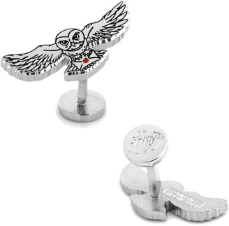 Harry Potter Hedwig The Owl Cuff Links