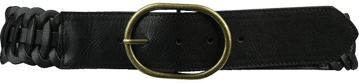 Linked Leather Belt