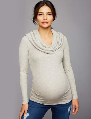 A Pea in the Pod Convertible Off The Shoulder Maternity Top