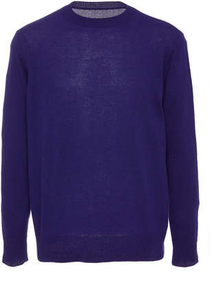 The Elder Statesman M'O Exclusive Tranquility Cashmere Crew