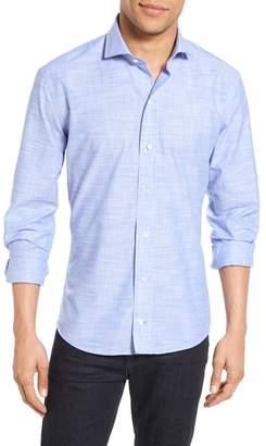 Ledbury The McDaniel Slim Fit Sport Shirt