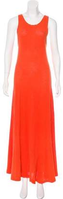 Polo Ralph Lauren Sleeveless Maxi Dress