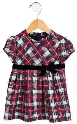 Mayoral Girls' Plaid Dress
