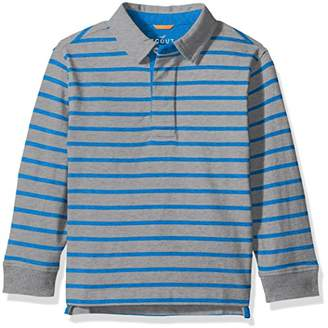 Scout + Ro Little Boys' Stripe Rugby Shirt