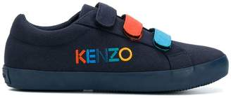 Kenzo touch strap sneakers