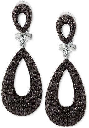 LeVian Le Vian Red Carpet Diamond Drop Earrings (3 ct. t.w.) in 14k White Gold
