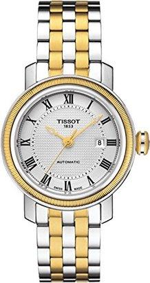 Tissot (ティソ) - [ティソ]TISSOT 腕時計 T-CLASSIC BRIDGEPORT AUTOMATIC LADY T097.007.22.033.00 レディース【正規輸入品】
