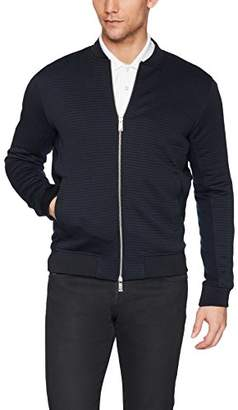 Armani Exchange A|X Men's Quilted Texture Jacket