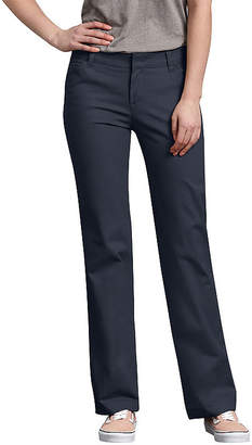 Dickies Women's Relaxed Straight Stretch Twill Pants - Tall