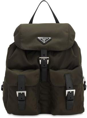 Prada Mini Nylon Backpack