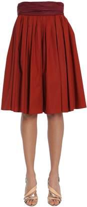 Paule Ka Pleated Skirt