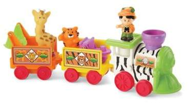 Fisher Price Fisher-Price® Little People® Musical Zoo Train